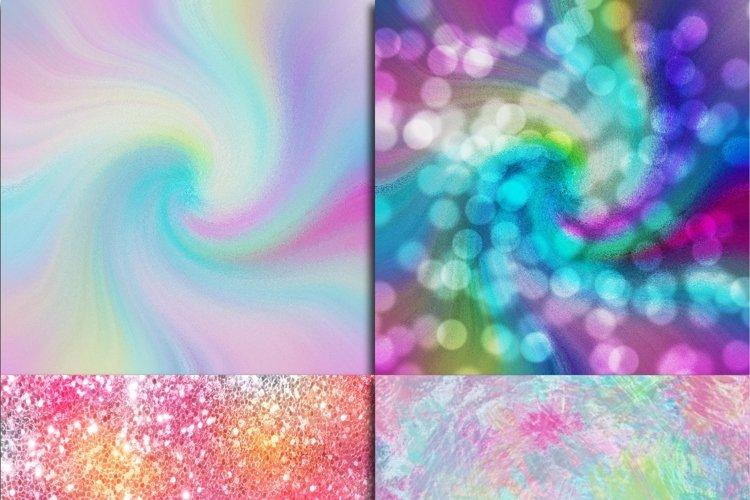 Unicorn Textures Digital Paper - Free Design of The Week Design3