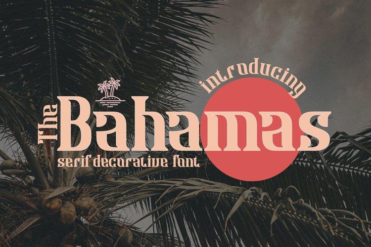 Bahamas example image 1