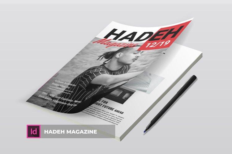 Hadeh | Magazine example image 1