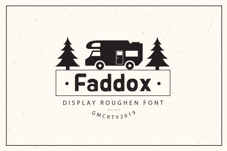 Faddox example image 1
