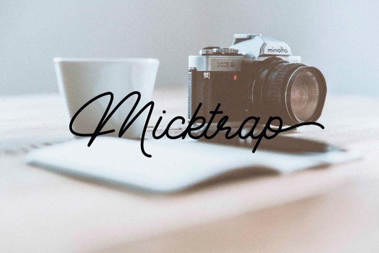 Micktrap