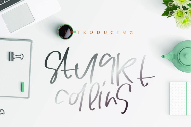 stuart collins example image 1