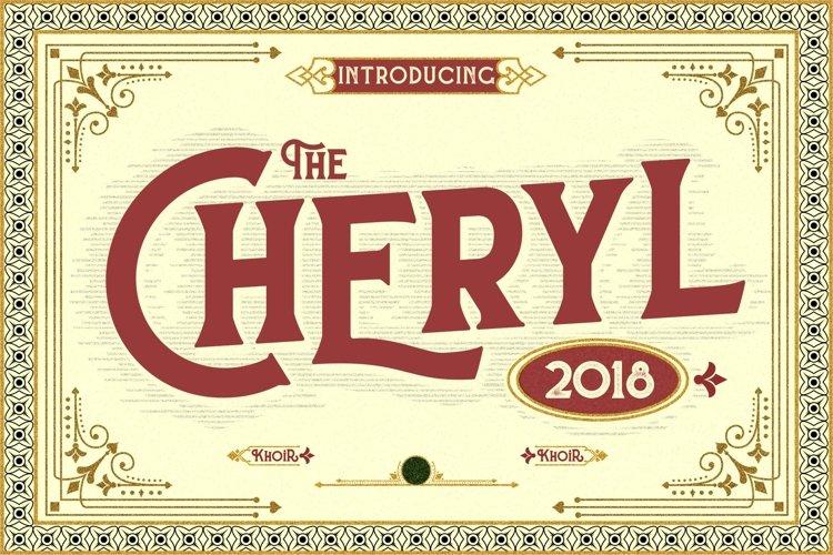 CHERYL example image 1