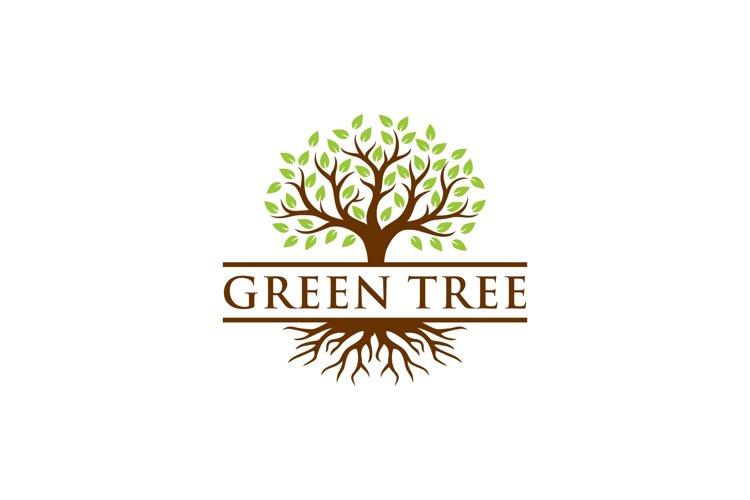Oak tree sign example image 1