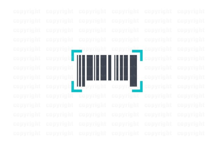Barcode example image 1