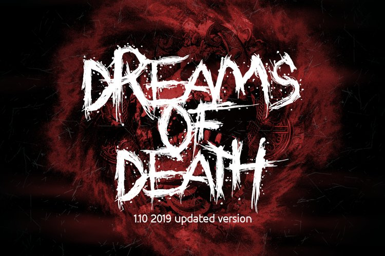 Dreams of death example image 1
