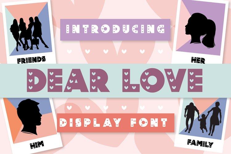 Dear Love example image 1