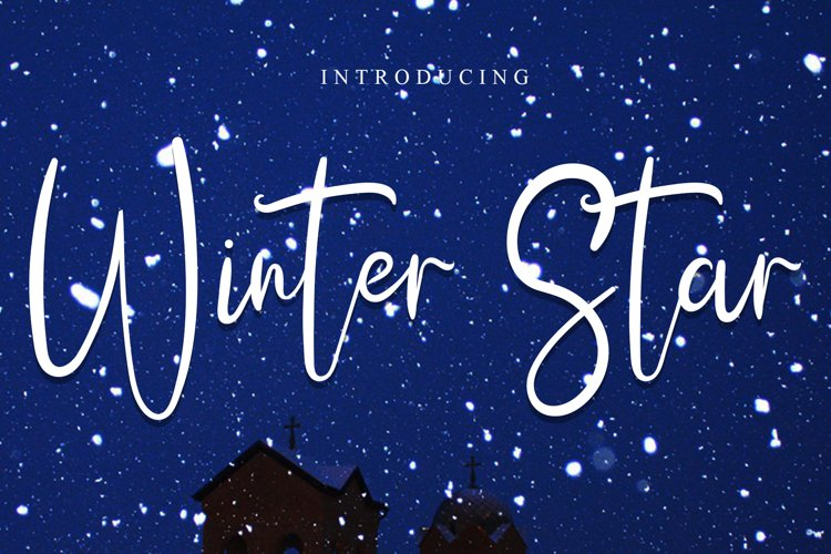 Winter Star example image 1