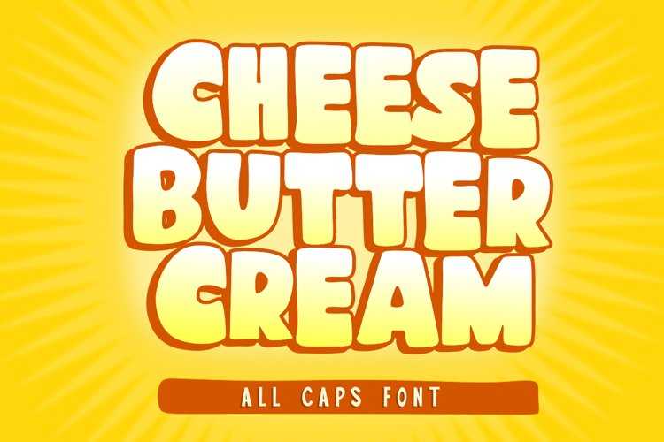 Cheese Butter Cream example image 1