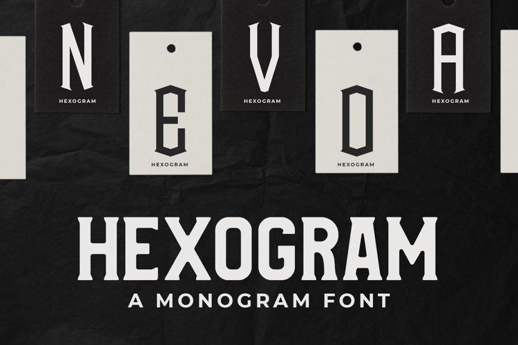Hexogram example image 1