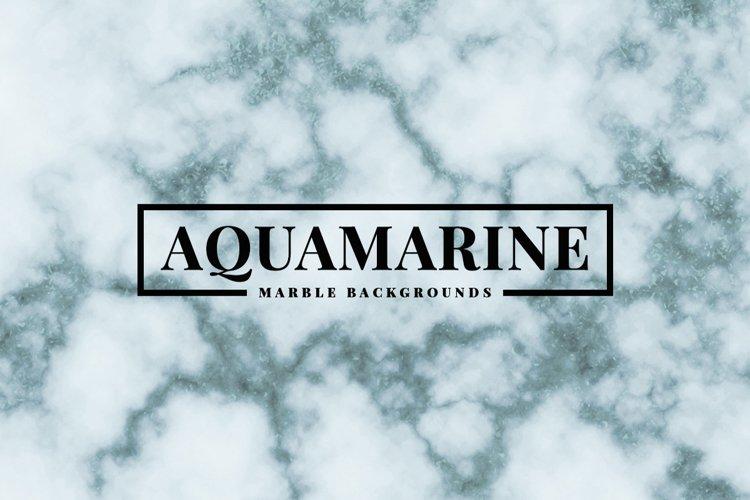 Aquamarine Marble Backgrounds example image 1