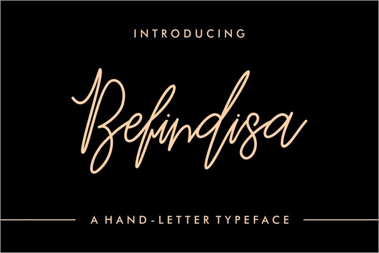 Befindisa example image 1