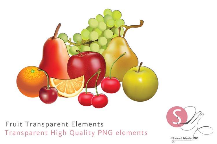 Fruit Elements example image 1