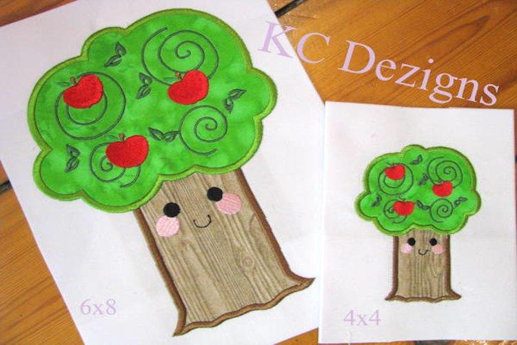 Smiley Apple Tree example image 1
