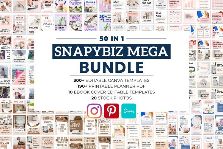 Snapybiz Mega Bundle