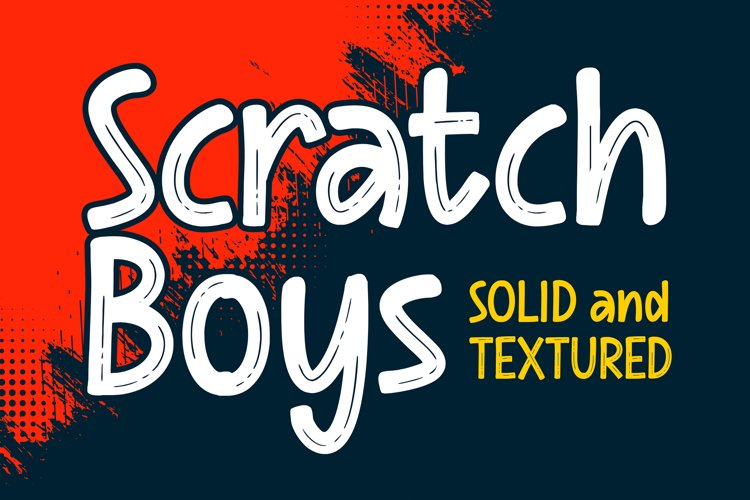 Scratch Boys example image 1