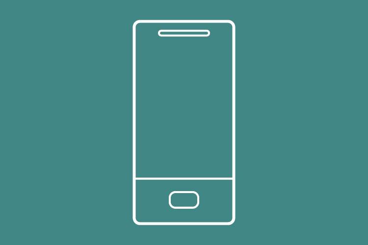 Smartphone icon example image 1