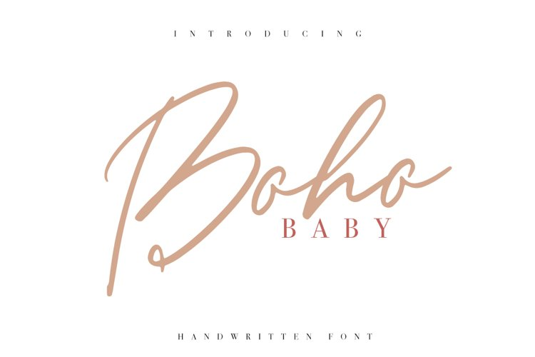 Boho Baby example image 1