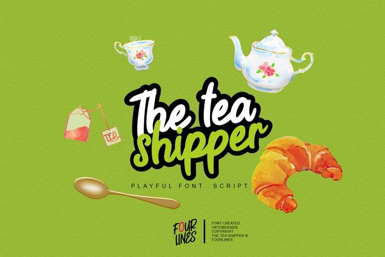 The Tea Shipper example image 1