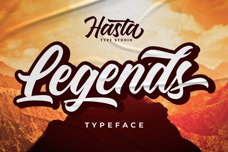 Legends Script example image 1