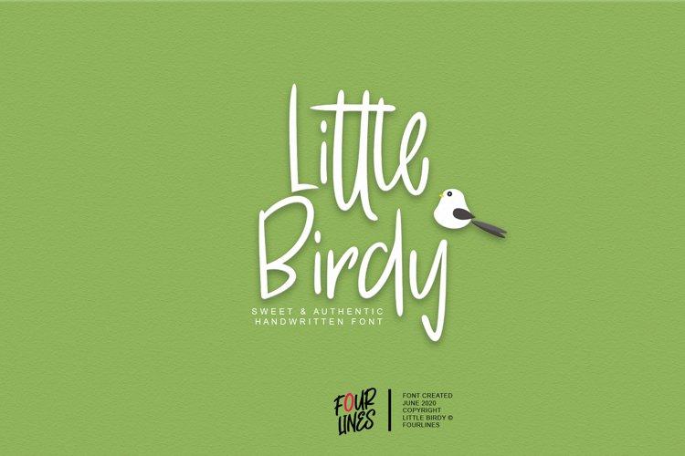 Little Birdy example image 1