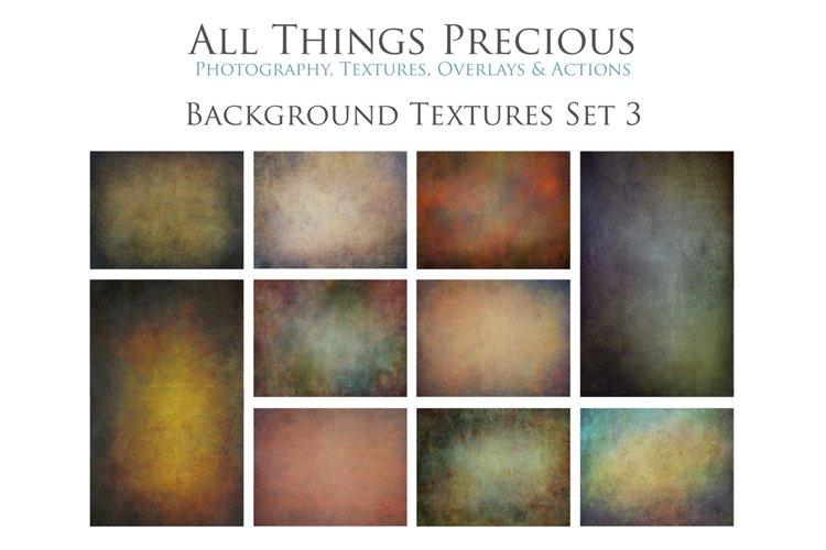 10 Fine Art BACKGROUND Textures SET 3 example image 1