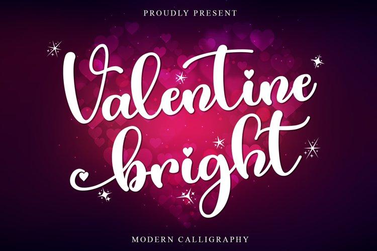 Valentine Bright example image 1