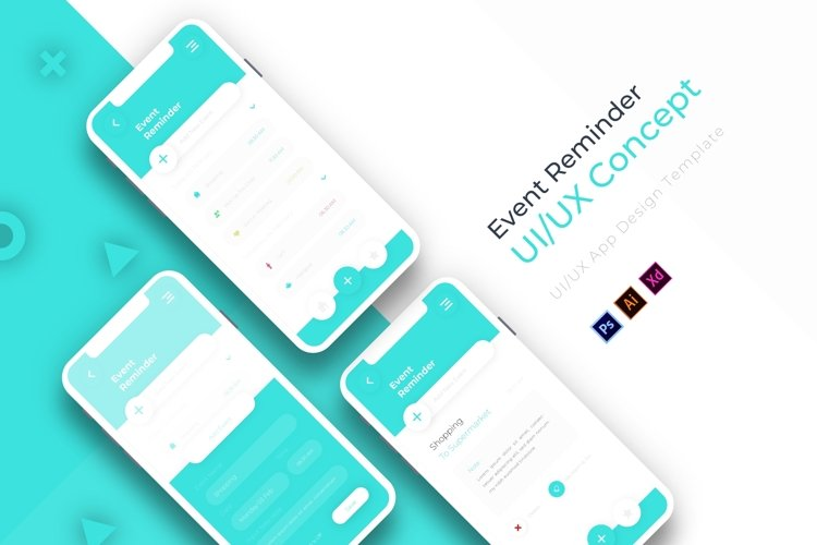 Event Reminder | App Template example image 1