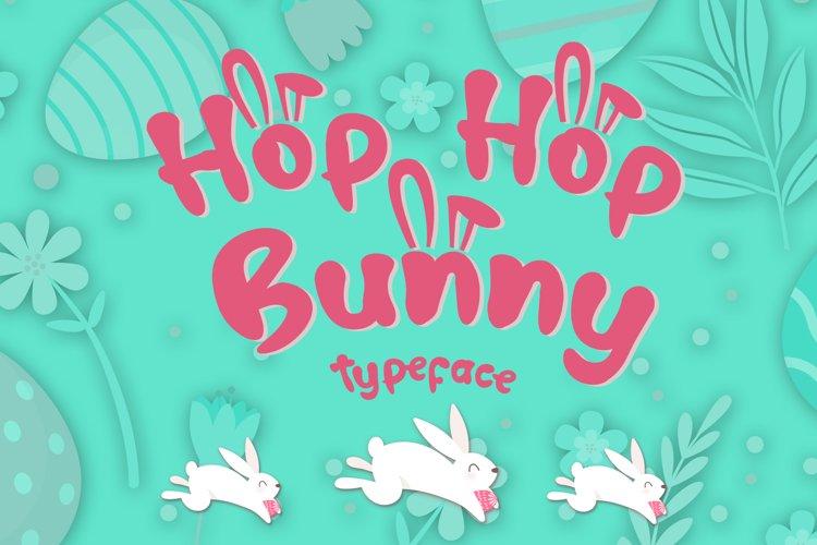 Hop Hop Bunny example image 1