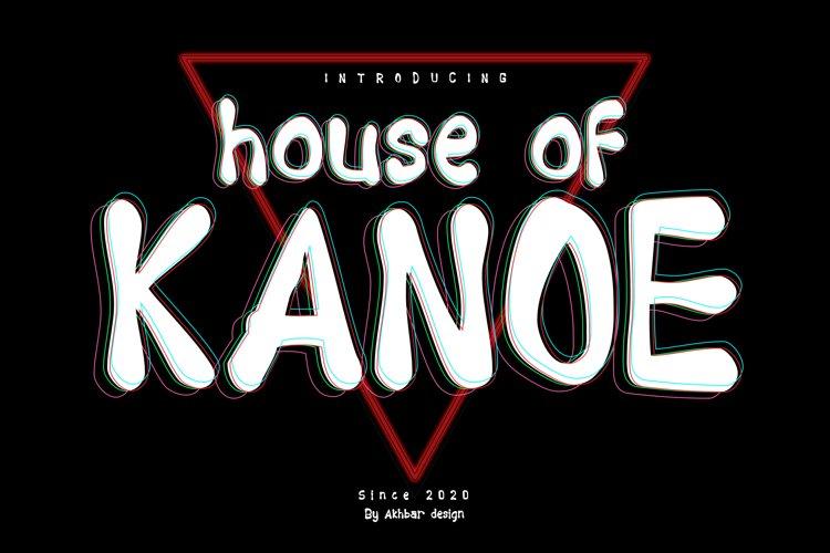 House of Kanoe example image 1