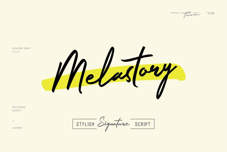 Melastory Script