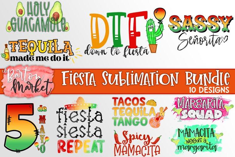 Fiesta Bundle for Sublimation