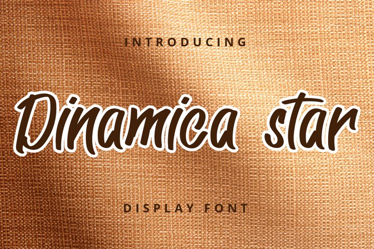 Dinamica Star example image 1