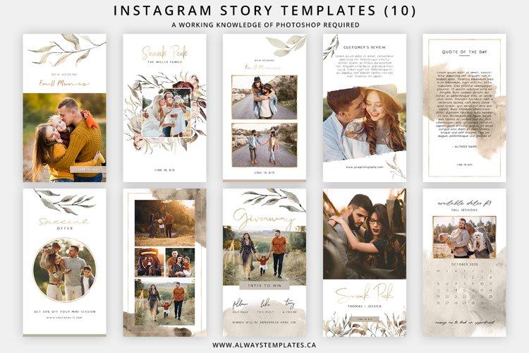 Instagram Stories Templates IGS007