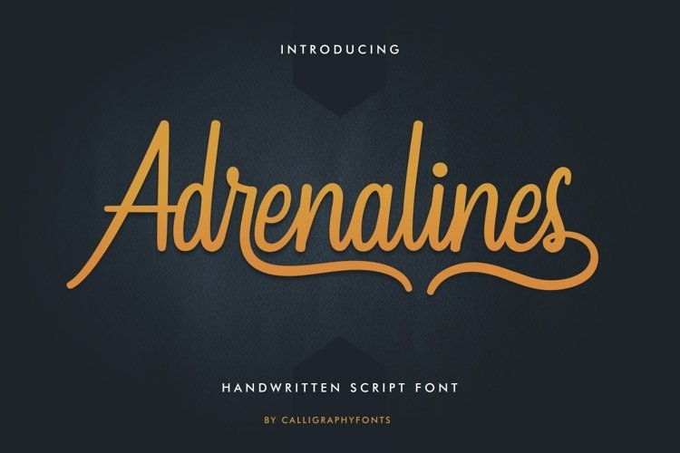 Adrenalines example image 1