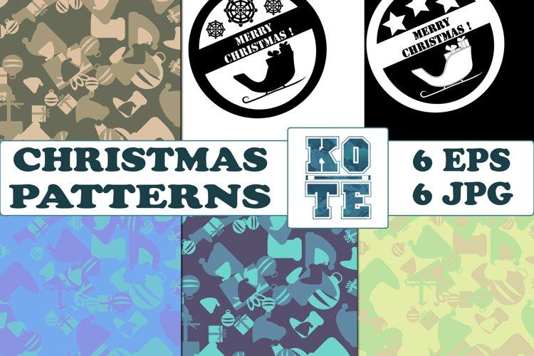 6 Christmas Fashion patterns