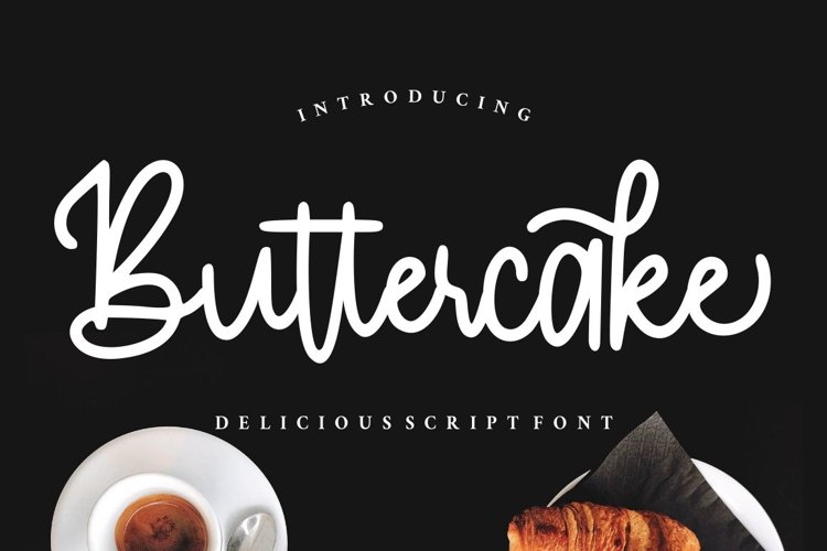 Buttercake example image 1