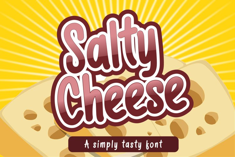 Salty Cheese example image 1
