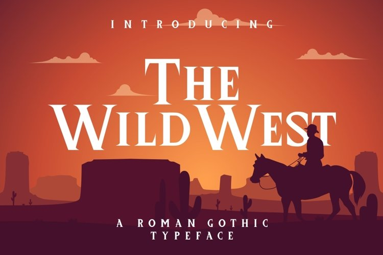 The Wild West example image 1