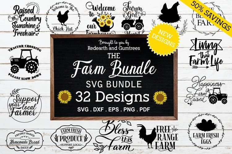 Farm quotes and monogram sign making bundle SVG,Family home