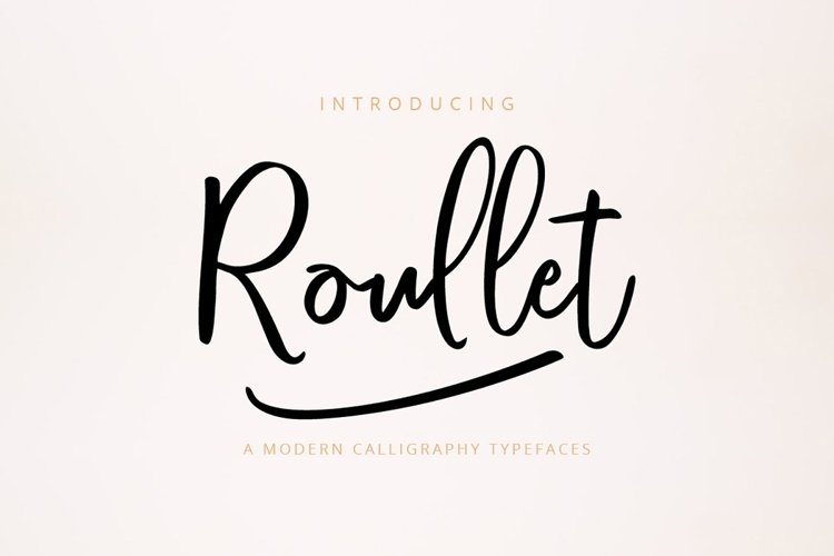 Roullet Handmade example image 1
