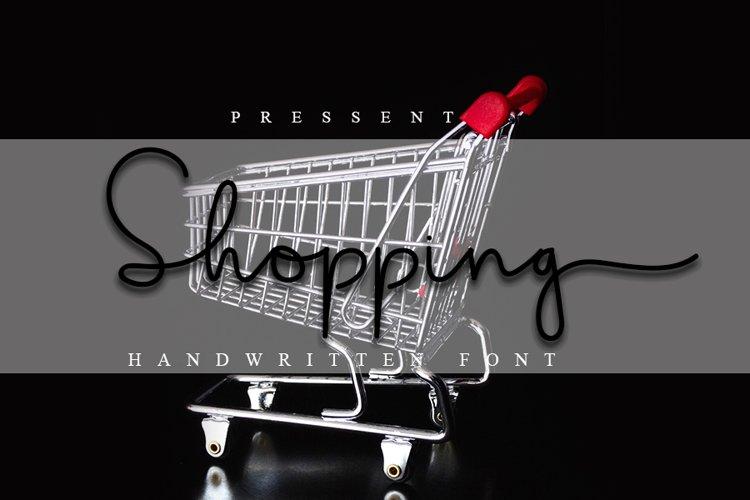 Shopping example image 1