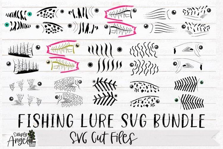 Download Fishing Lure Svg Bundle 1243097 Cut Files Design Bundles