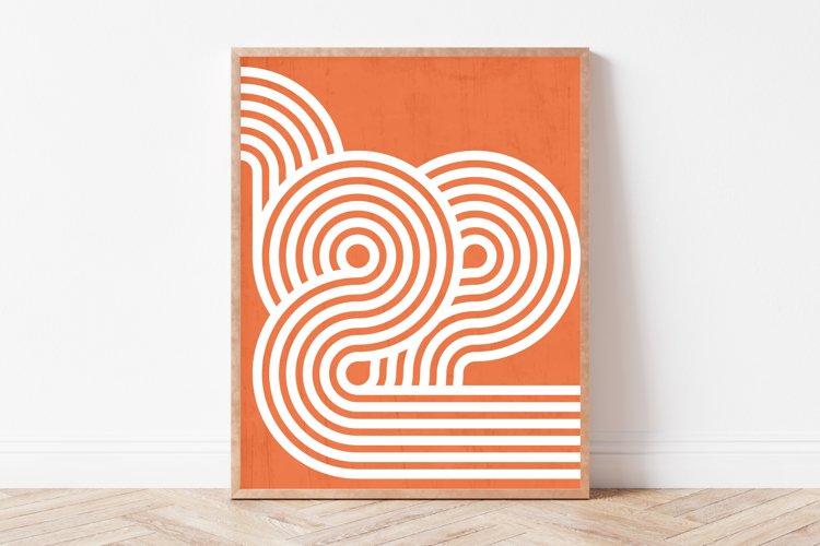 Abstract Print, Abstract Wall Art Print, Art Prints example image 1