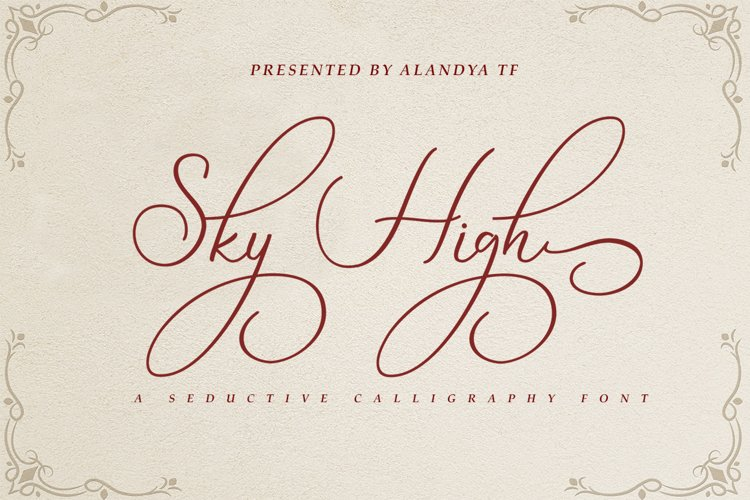 Sky High script example image 1