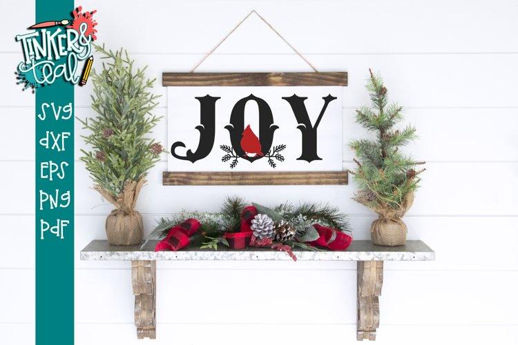 Joy Cardinal SVG example image 1
