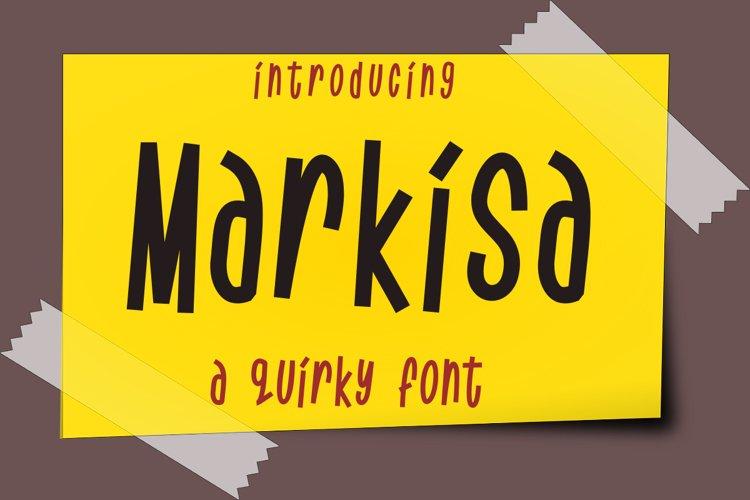 Markisa example image 1
