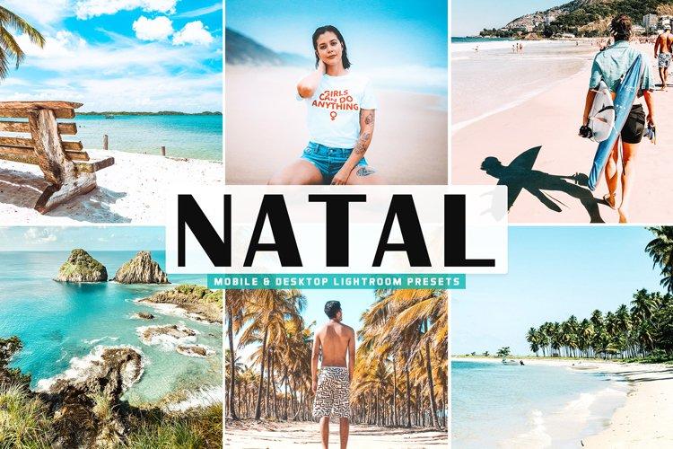 Natal Mobile & Desktop Lightroom Presets example image 1