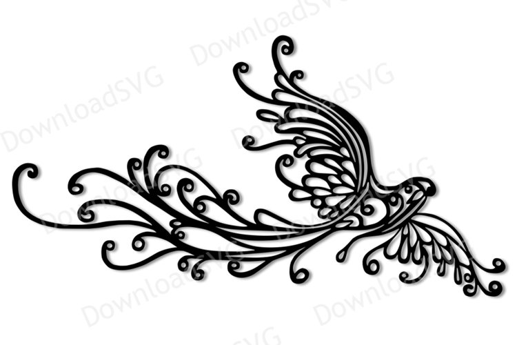 SVG and PNG cutting files, Parrot, Clipart, Vector