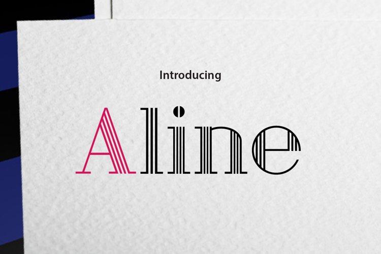 Aline example image 1